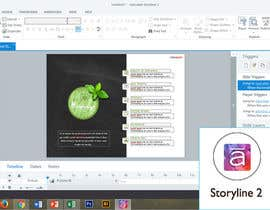 #14 for Design a Storyline eLearning template by stalperfumes