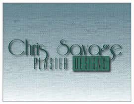 #5 для Graphic Design for Chris Savage Plaster Designs от mcochran3