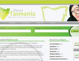 nº 19 pour Logo Design for About Tasmania par jtmarechal