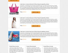 #3 for Marketing Email templates (PSD and HTML) af webidea12