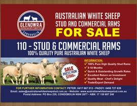 teAmGrafic tarafından Design 3x Livestock/Stud Media Advertisements için no 15