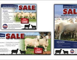 karimulgraphic tarafından Design 3x Livestock/Stud Media Advertisements için no 19