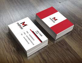 #19 untuk Design some Business Cards for Mathster.com oleh Adeweb