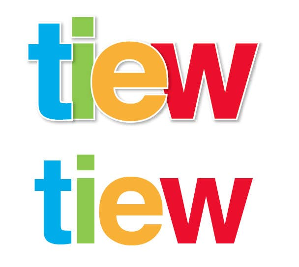 Konkurrenceindlæg #25 for Design a Logo for Name: Tiew