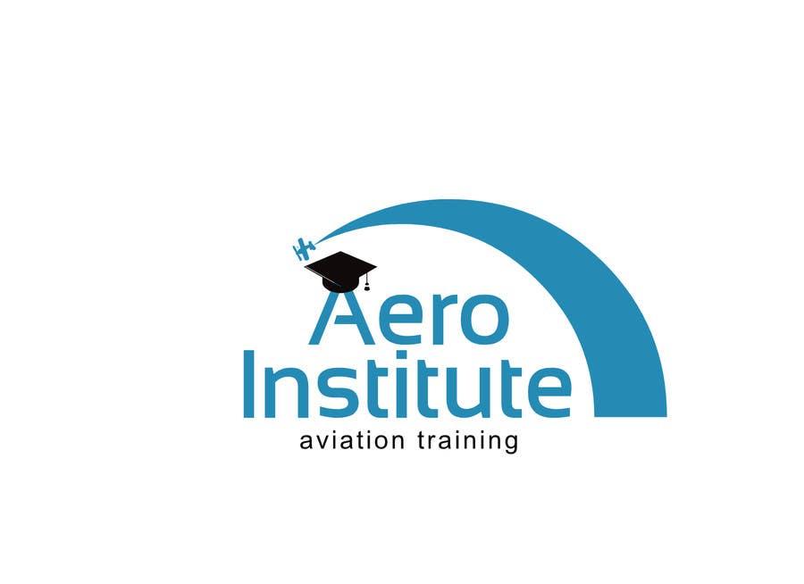 Konkurrenceindlæg #                                        52                                      for                                         Design a Logo for an Aviation Training Organisation