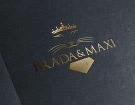 #66 for Design a Logo for BRADA & MAXI Brand af taganherbord