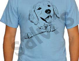 salvipratap87 tarafından Design funny animal t-shirt için no 12