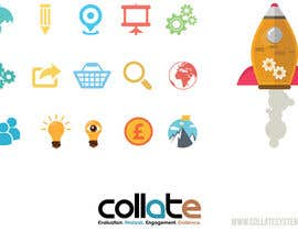 chimizy tarafından Design some Icons - Replace Static Icons on Website with Moving Graphics için no 16