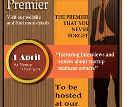 #11 untuk Design a Flyer for a business documentary oleh Ritz26