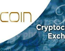 ReallyCreative tarafından Design a Facebook Cover for Cryptocurrency Exchange Website için no 29