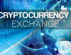 DashaSokolova tarafından Design a Facebook Cover for Cryptocurrency Exchange Website için no 17