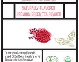 farkasbenj tarafından Create Fun Label for Flavored Matcha Tea! için no 12