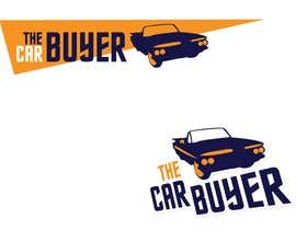 #58 dla Logo Design for The Car Buyer przez Ferrignoadv