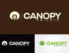 #22 for Design a Logo for Canopy Private - Financial Planning Business by Jevangood
