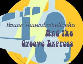 #1 cho Design a Logo for Bruce Thunderbollocks & The Groove Express bởi ProjectKalisynth