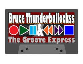 #7 cho Design a Logo for Bruce Thunderbollocks & The Groove Express bởi ralphkriss831
