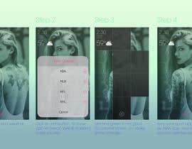 jeremyLi2015 tarafından Design an App Mockup için no 23
