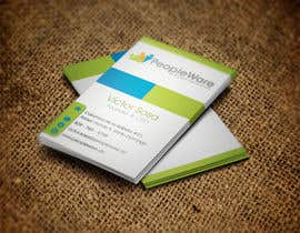 #26 for PeopleWare Business Cards by IllusionG
