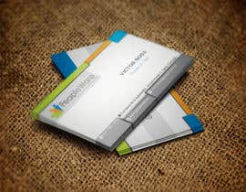 nº 27 pour PeopleWare Business Cards par IllusionG