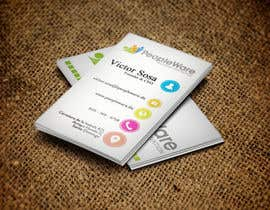 nº 31 pour PeopleWare Business Cards par rishabh58