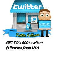 #4 para Build me a Twitter following for a client account (USA authentic followers) por EEarningBD
