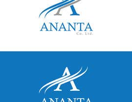 #109 for Design a Logo for Ananta Company by pkapil