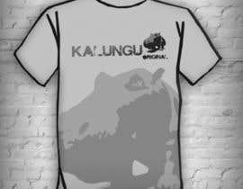 #41 for T-shirt Design for KALUNGU by JuriBianchi