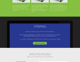 Nro 23 kilpailuun Design a webbsite tubby käyttäjältä bhaktilata