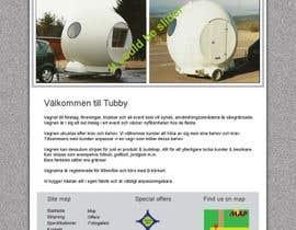 #16 cho Design a webbsite tubby bởi mishok123
