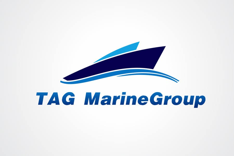 #86 for Logo Design for TAG Marine group by ulogo