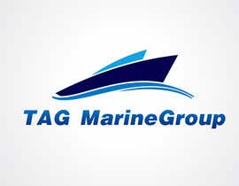 #86 cho Logo Design for TAG Marine group bởi ulogo