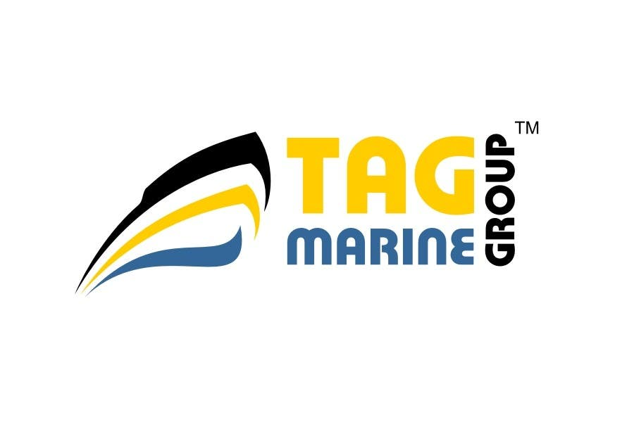 #92 for Logo Design for TAG Marine group by coreYes
