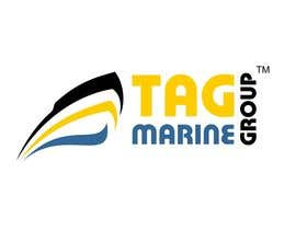 nº 92 pour Logo Design for TAG Marine group par coreYes