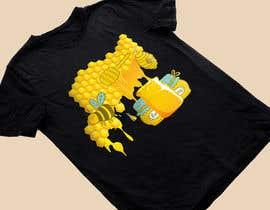 heshamsqrat2013 tarafından Design a T-Shirt için no 37