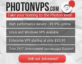#6 for Banner Ad Design for PhotonVPS af Pentoy