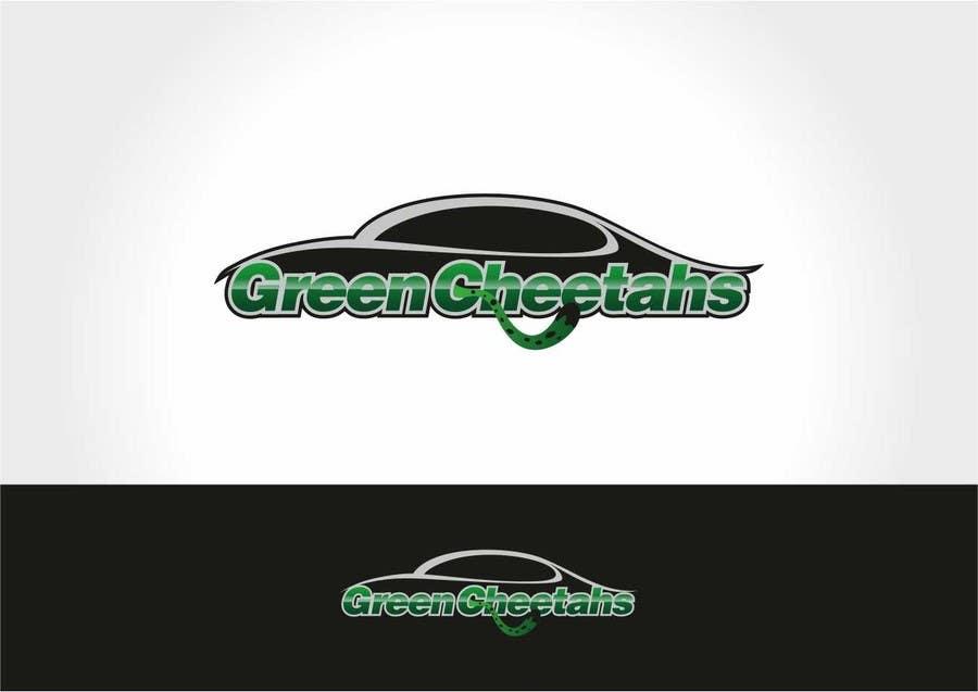 Kilpailutyö #21 kilpailussa Logo Design for GREEN CHEETAHS
