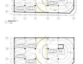malaguerar tarafından Basment Parking Floor Plan Design için no 31