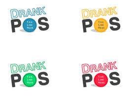 jjmoskoe tarafından Drank POS Logo için no 3