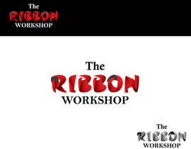 #97 untuk Design a Logo for Ribbon Workshop oleh famit13