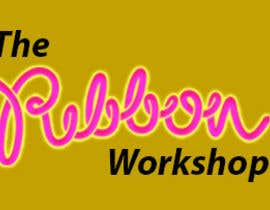 nº 46 pour Design a Logo for Ribbon Workshop par zeeshanshah77