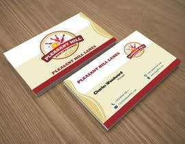 #9 untuk Design some Business Cards for a bowling center oleh cdinesh008