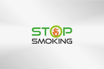 #38 para Design a Logo for stop smoking website por pvcomp