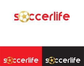 esatheboss tarafından Soccerlife logo design için no 18