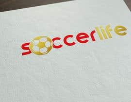 esatheboss tarafından Soccerlife logo design için no 20
