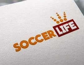webtechnologic tarafından Soccerlife logo design için no 24