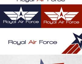 #26 for Design a special logo for a DJ (Airforce) af Mythanes