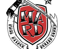 nº 15 pour Design a variety of Logos for Mass Attack Roller Derby par abdolilustrador