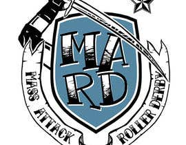 nº 16 pour Design a variety of Logos for Mass Attack Roller Derby par abdolilustrador