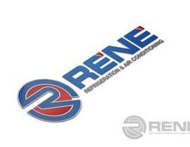 nº 10 pour Design a Logo for Rene Refrigeration par jai07