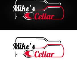 "#80 for Design a Logo for ""Mike's Cellar"" af TemplateDigitale"